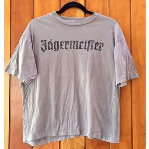 Vintage Jagermeister Alcohol Graphic Tee